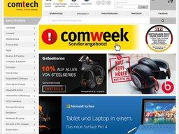 comtech Screenshot