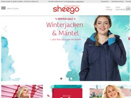 sheego Screenshot