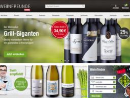 Weinfreunde Screenshot
