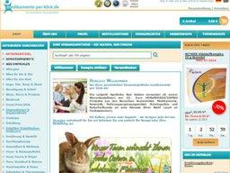 medikamente per klick Screenshot