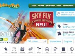 Holiday Park Screenshot
