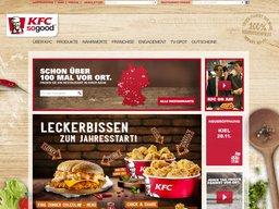 KFC Screenshot