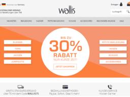 Wallis Screenshot