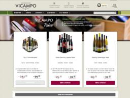 Vicampo Screenshot