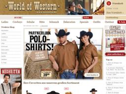 World of Western Screenshot
